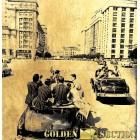 Картина из сусального золота Москва Шестидесятые