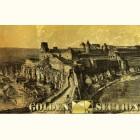 Картина с видом Каменец-Подольской крепости
