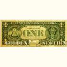 Один доллар США