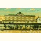 Императорский дворец в Кремле - картина из золота