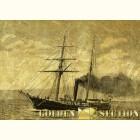 Картина Золотой корабль