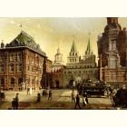 Исторический музей - картина из сусального золота
